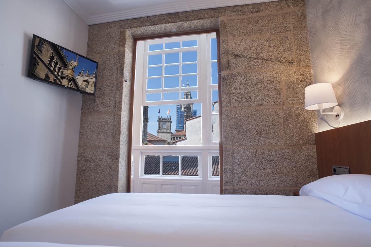 Design habitación 10 metros : Habitación Doble - Pension O Códice