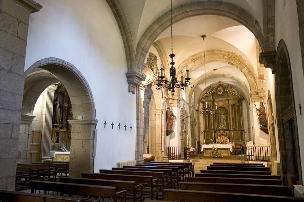 A 300m de la Iglesia de Santa María Salomé